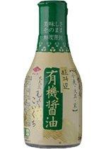 Organic dark soy sauce (hermetically sealed)