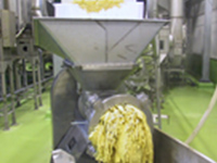 Soybean mincer